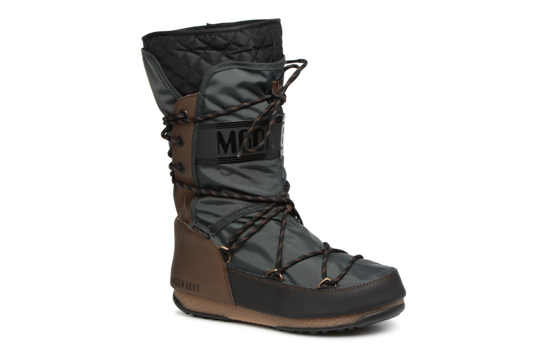 Zapatos especiales para hombres y mujeres Moon Boot monaco flip (Negro) - Zapatillas de deporte en Más cómodo