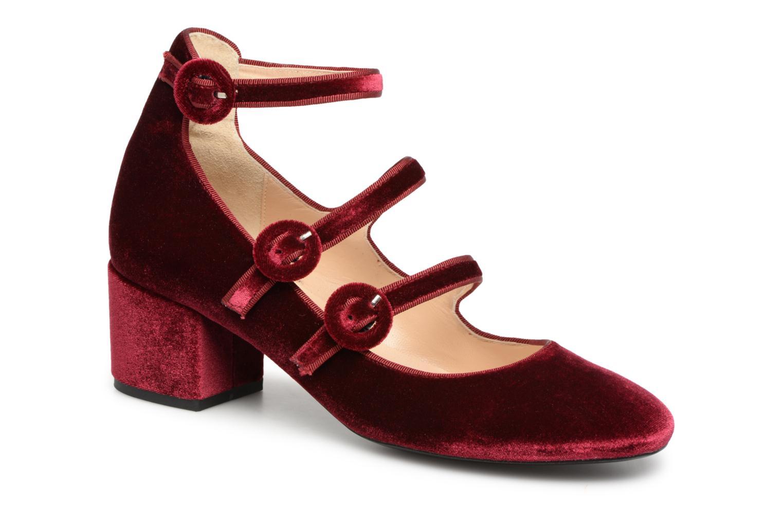 Grandes descuentos últimos zapatos - Georgia Rose Edulce (Vino) - zapatos Zapatos de tacón Descuento 676dd7