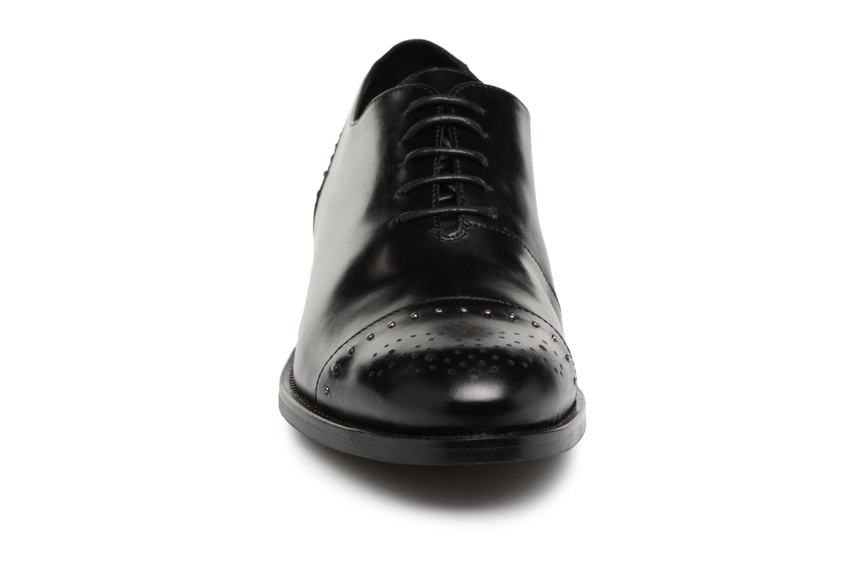 Últimos recortes de precios Georgia Rose Enrock (Negro) - Zapatos con cordones chez Sarenza