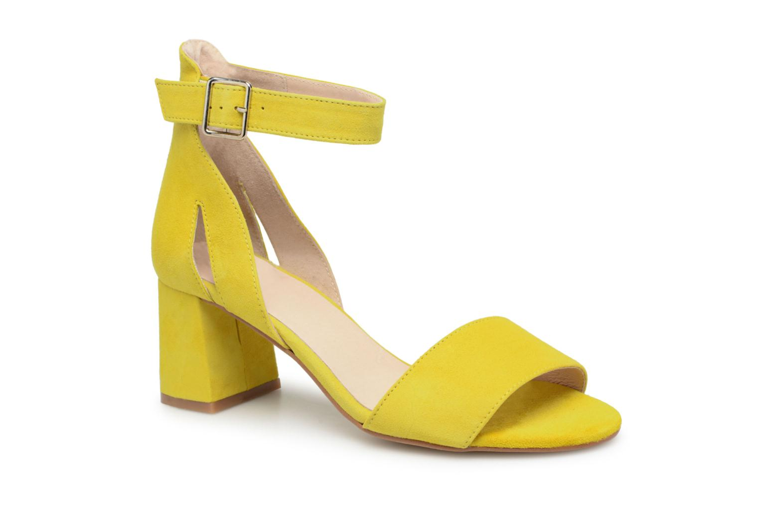 Shoe the bear MAY S (Jaune) - Escarpins chez Sarenza (332912)