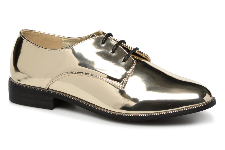 modelo más vendido de la marcaI Love Shoes CLEMINA (Oro y bronce) - Zapatos con cordones en Más cómodo