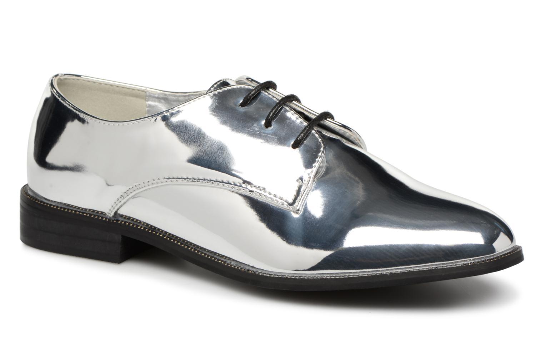 Grandes descuentos últimos zapatos I Love Shoes CLEMINA (Plateado) - Zapatos con cordones Descuento