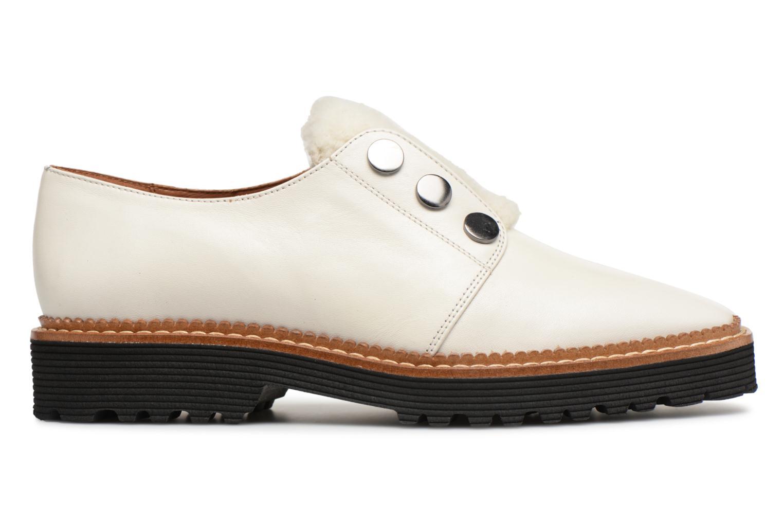 Cassé SARENZA Toudra by Lisse à Blanc Girl Lacets Cuir 2 Made Chaussures 1POw5q