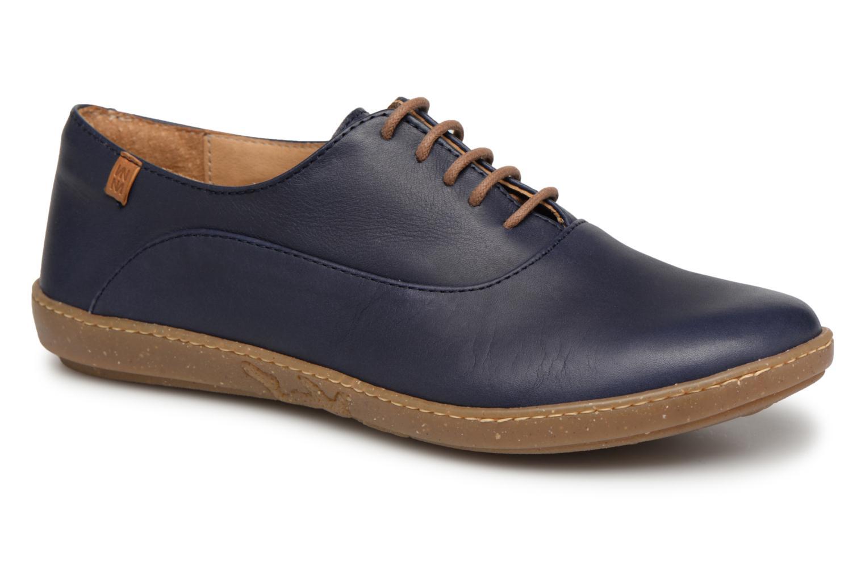 Últimos recortes de precios El Naturalista Coral N5306 (Azul) - Zapatos con cordones chez Sarenza