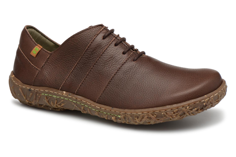 Grandes descuentos últimos zapatos El Naturalista Nido N5442 (Marrón) - Zapatos con cordones Descuento