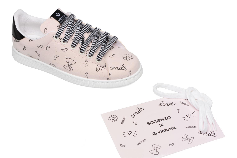 Sneaker Victoria Deportivo SARENZA X VICTORIA rosa ansicht von links