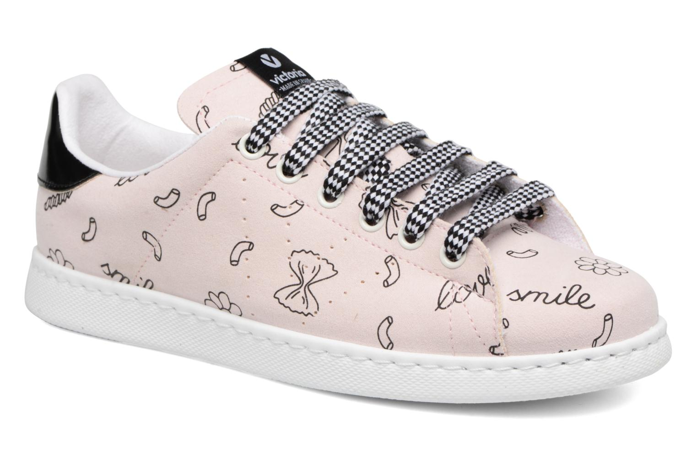 Sneaker Victoria Deportivo SARENZA X VICTORIA rosa detaillierte ansicht/modell