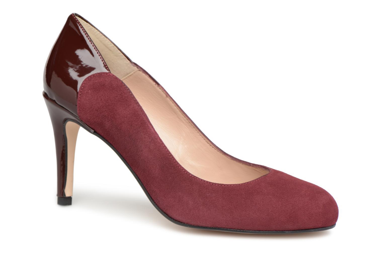 Zapatos de moda hombres y mujeres de moda de casual Georgia Rose Sibelle (Vino) - Zapatos de tacón en Más cómodo d8856c
