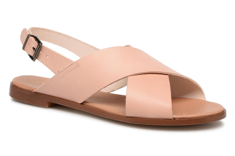 Zapatos promocionales Shoe the bear ALLY L (Beige) - Sandalias   Gran descuento