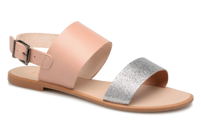 Zapatos promocionales Shoe the bear FLORA L (Plateado) - Sandalias   Descuento de la marca