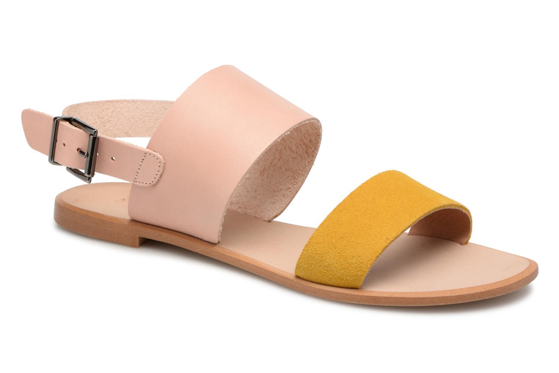 Zapatos promocionales Shoe the bear FLORA L (Amarillo) - Sandalias   Casual salvaje