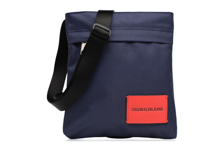 Sacs homme Calvin Klein SPORT ESSENTIAL MICRO FLAT PACK Bleu vue détail/paire