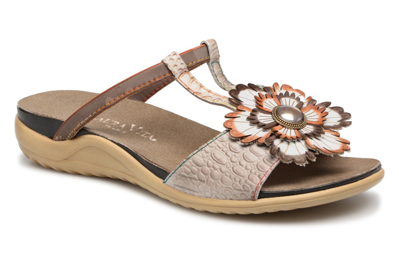 Zapatos promocionales Laura Vita BRESIL 01 (Marrón) - Zuecos   Descuento de la marca