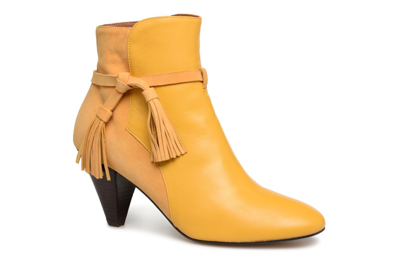Grandes descuentos últimos zapatos Made by SARENZA Toundra Girl Bottines à Talons #7 (Amarillo) - Botines  Descuento