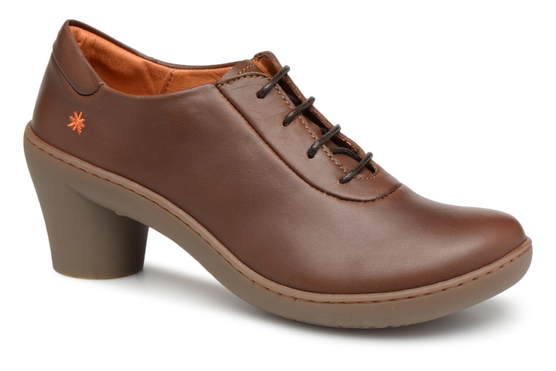 Los últimos mujer zapatos de hombre y mujer últimos Art ALFAMA 5 (Marrón) - Zapatos con cordones en Más cómodo 041ad3