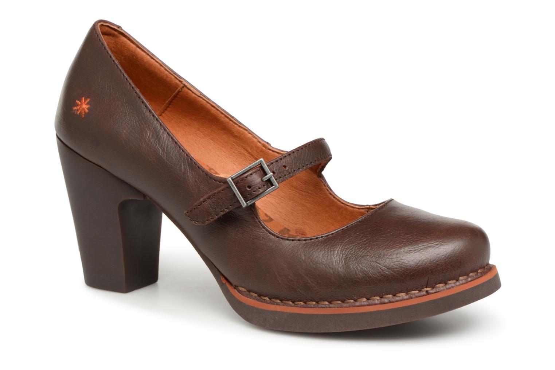 Descuento por tiempo limitado (Marrón) Art GRAN VIA 2 (Marrón) limitado - Zapatos de tacón en Más cómodo 79d127