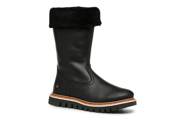 Zapatos de hombres y mujeres de moda casual Art TORONTO en 3 (Negro) - Botas en TORONTO Más cómodo 90414a