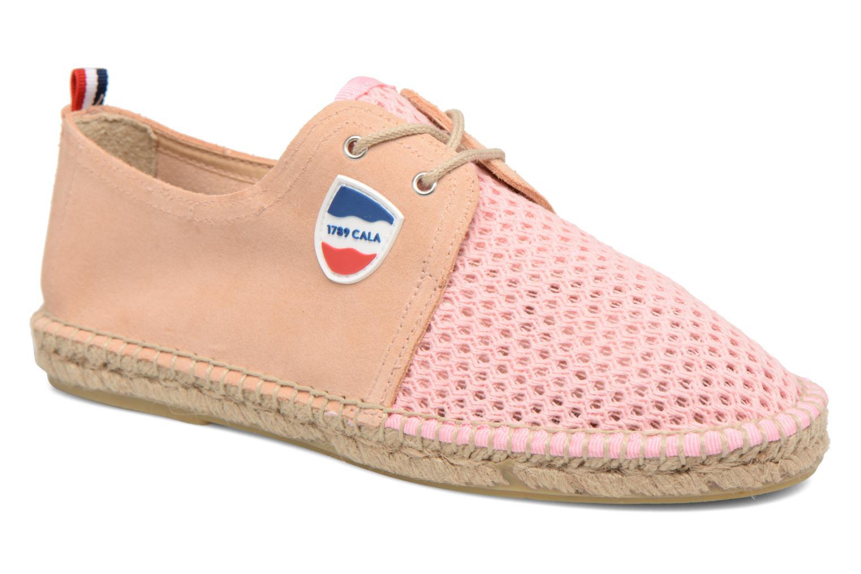 Grandes descuentos últimos zapatos 1789 CALA Riviera Mix W (Rosa) - Alpargatas Descuento