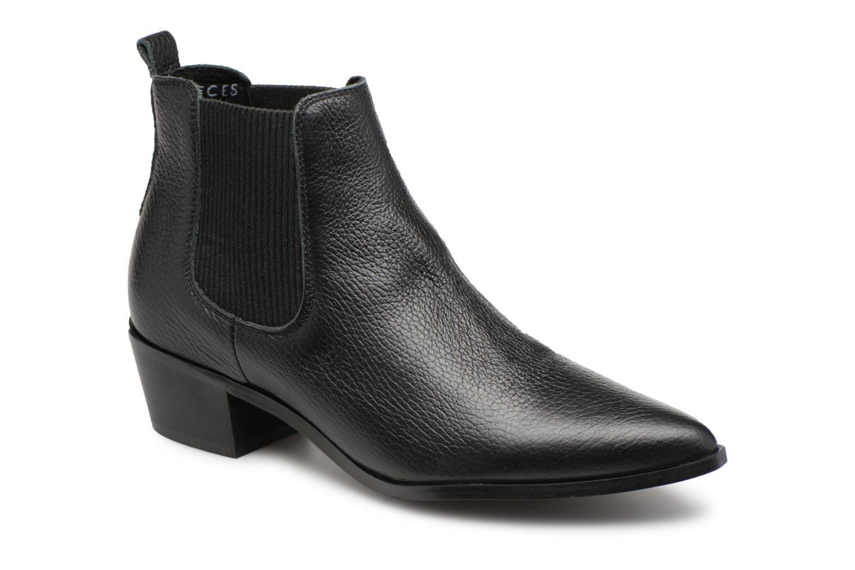 Zapatos de hombres y y hombres mujeres de moda casual Pieces PSDELTA (Negro) - Botines  en Más cómodo b917d4