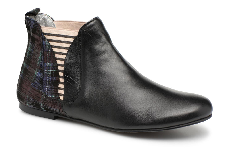 Grandes descuentos últimos zapatos Ippon Vintage PATCH-GALA (Negro) - Botines  Descuento