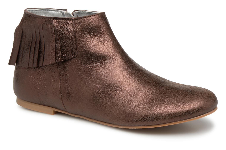 Grandes descuentos últimos zapatos Ippon Vintage DOLLY-MAGIC (Marrón) - Botines  Descuento