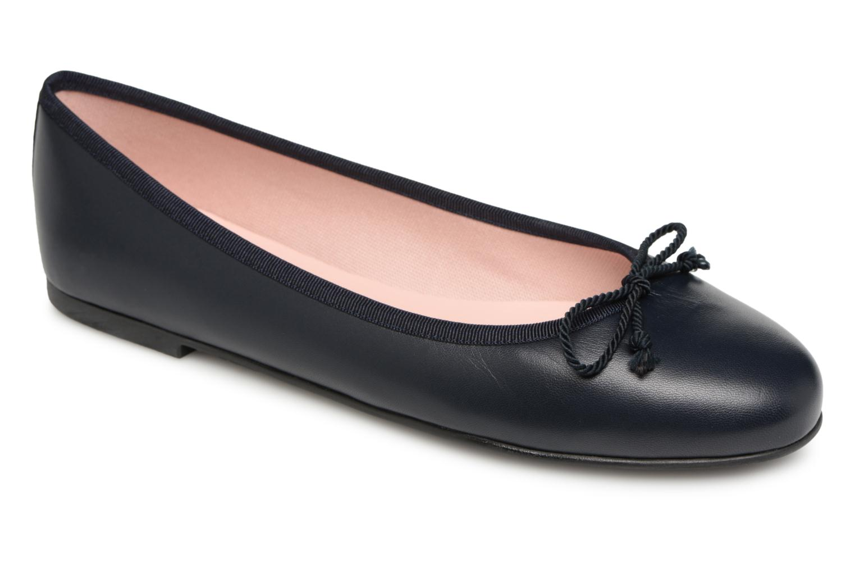 Grandes descuentos últimos zapatos Pretty Ballerinas COTON (Azul) - Bailarinas Descuento