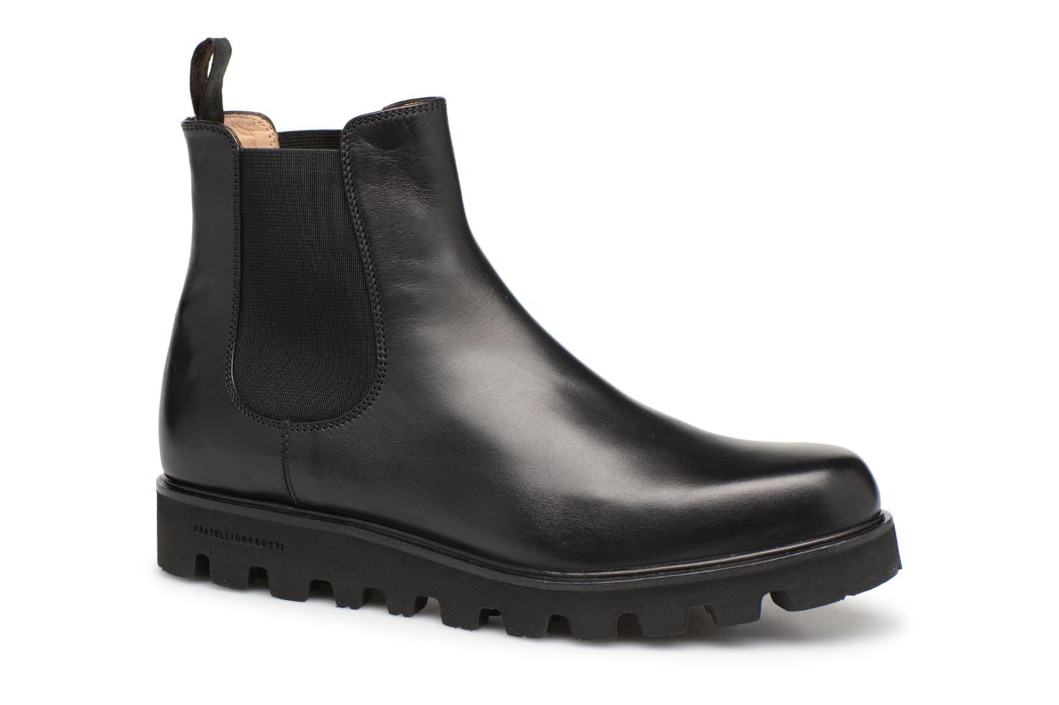 Grandes descuentos últimos zapatos Fratelli Rossetti Combo Boots (Negro) - Botines  Descuento