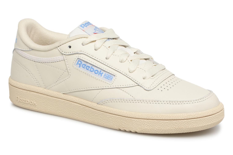 Grandes descuentos últimos zapatos Reebok Club C 85 1 (Blanco) - Deportivas Descuento