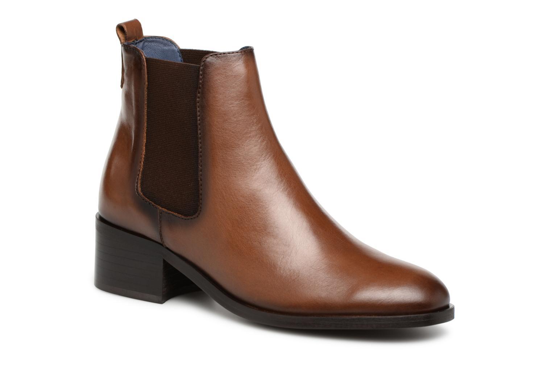 Grandes descuentos últimos zapatos PintoDiBlu 62842 (Marrón) - Botines  Descuento