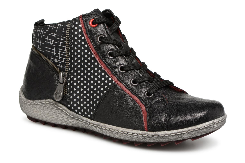 Grandes descuentos últimos zapatos Remonte Mara R1494 (Negro) - Deportivas Descuento