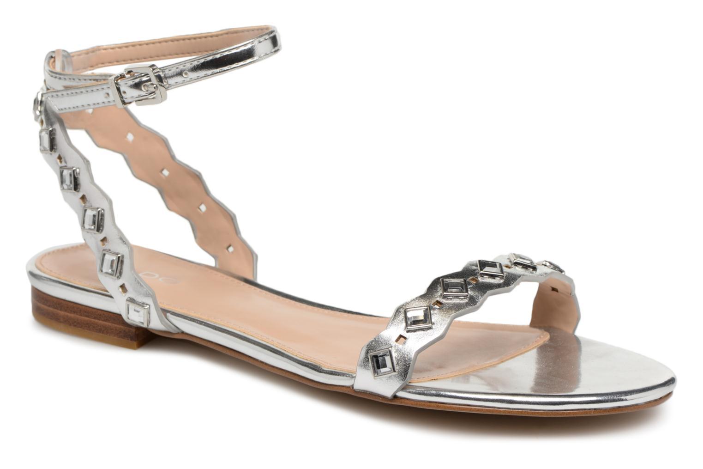 Grandes descuentos últimos zapatos Aldo AMELIE (Plateado) - Sandalias Descuento