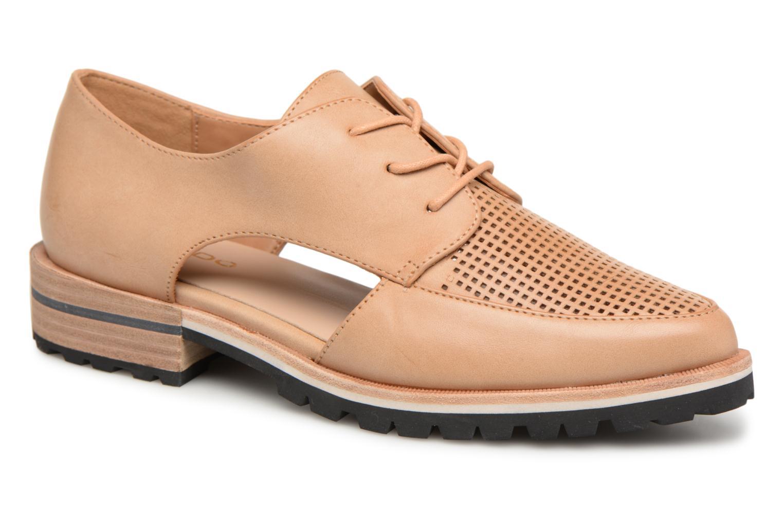 Zapatos promocionales Aldo CAMUNO (Marrón) - Zapatos con cordones   Descuento de la marca