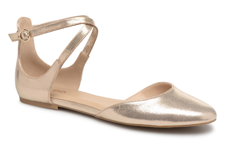 Zapatos cómodos y versátiles Aldo FALORISA (Oro y bronce) - Bailarinas en Más cómodo