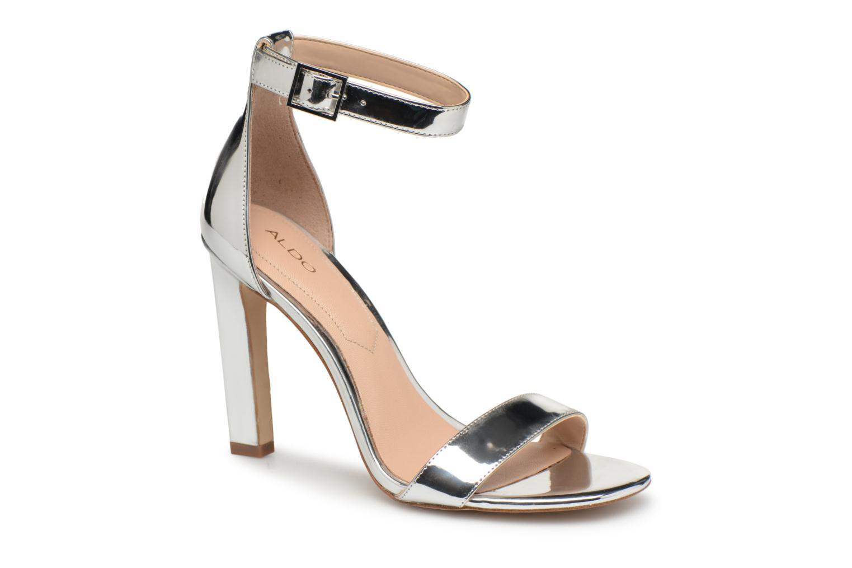 Grandes descuentos últimos zapatos Aldo FIGARRO (Plateado) - Sandalias Descuento