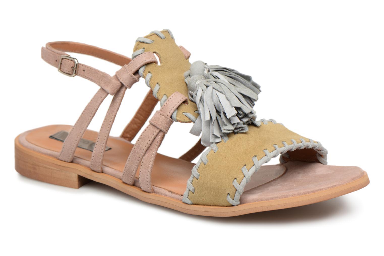 Apologie 55186 (Multicolore) - Sandales et nu-pieds chez Sarenza (336314)