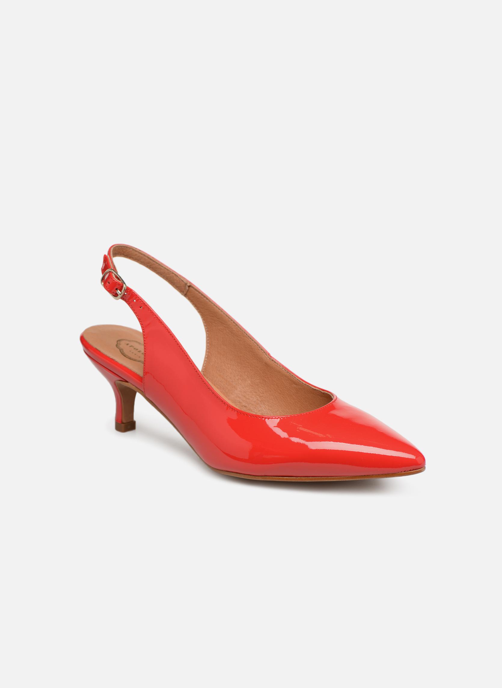 Grandes descuentos últimos zapatos Apologie DESTALONADO SHI (Rojo) - Zapatos de tacón Descuento