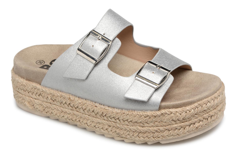 Zapatos promocionales Refresh 64422 (Plateado) - Zuecos   Zapatos de mujer baratos zapatos de mujer