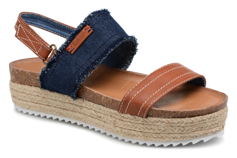 Zapatos promocionales Refresh 64430 (Azul) - Sandalias   Cómodo y bien parecido