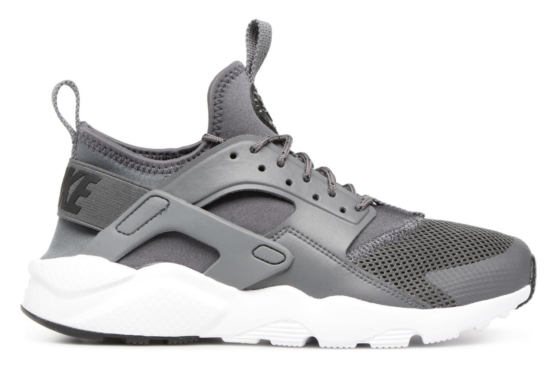 Sneaker Nike Air Huarache Run Ultra (GS) grau ansicht von hinten