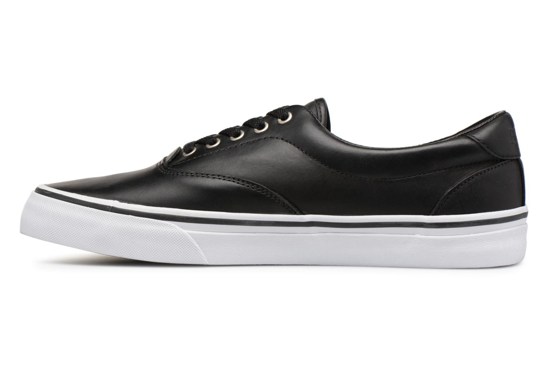 Sneakers Polo Ralph Lauren Thorton Nero immagine frontale