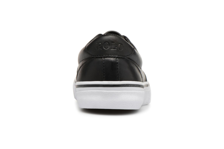 Sneakers Polo Ralph Lauren Thorton Nero immagine destra