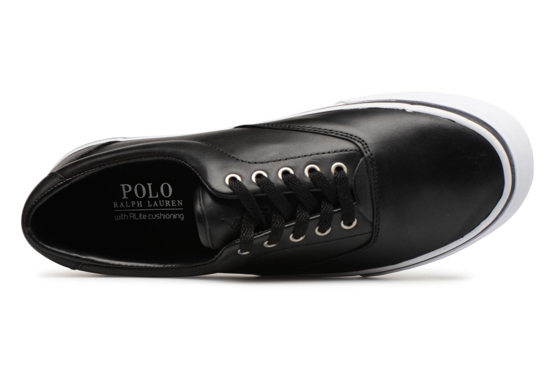 Sneakers Polo Ralph Lauren Thorton Nero immagine sinistra