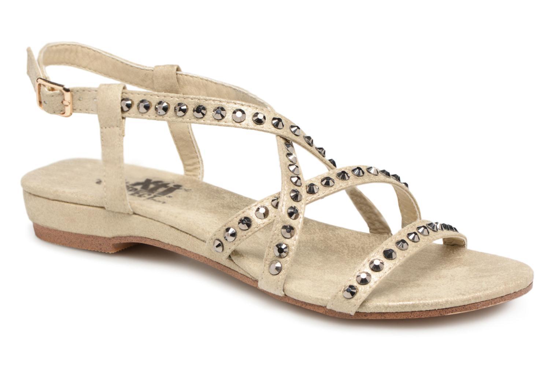 Xti 47741 (Beige) - Sandales et nu-pieds chez Sarenza (337977)