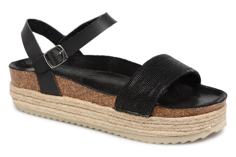 Grandes descuentos últimos - zapatos Xti 48073 (Negro) - últimos Sandalias Descuento 158d04