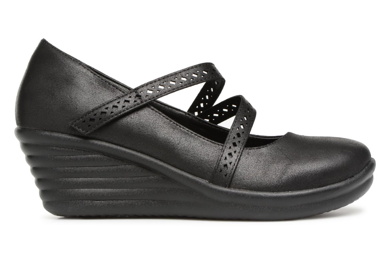 Grandes descuentos últimos zapatos Skechers Rumbler Wave Filigree (Negro) - Bailarinas Descuento