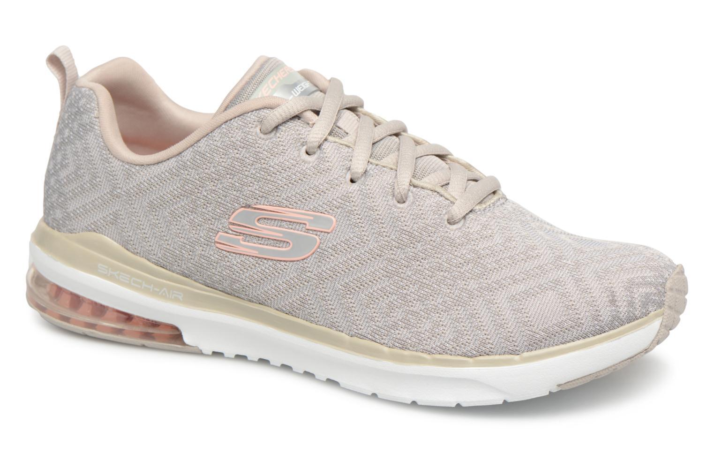 Grandes descuentos últimos zapatos Skechers Skech-Air Infinity All Aglow (Gris) - Zapatillas de deporte Descuento