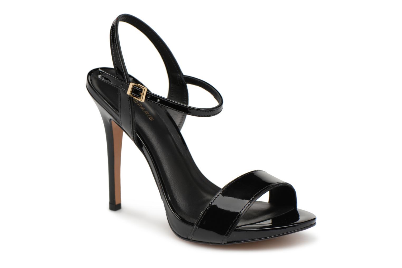 COSMOPARIS JADIA (Noir) - Sandales et nu-pieds chez Sarenza (338435)