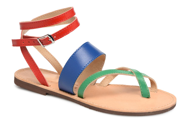 Zapatos promocionales Isapera WAVE (Multicolor) - Sandalias   Los zapatos más populares para hombres y mujeres