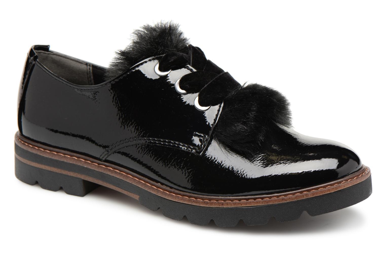 Grandes descuentos últimos zapatos Marco Tozzi REVIUS (Negro) - Zapatos con cordones Descuento