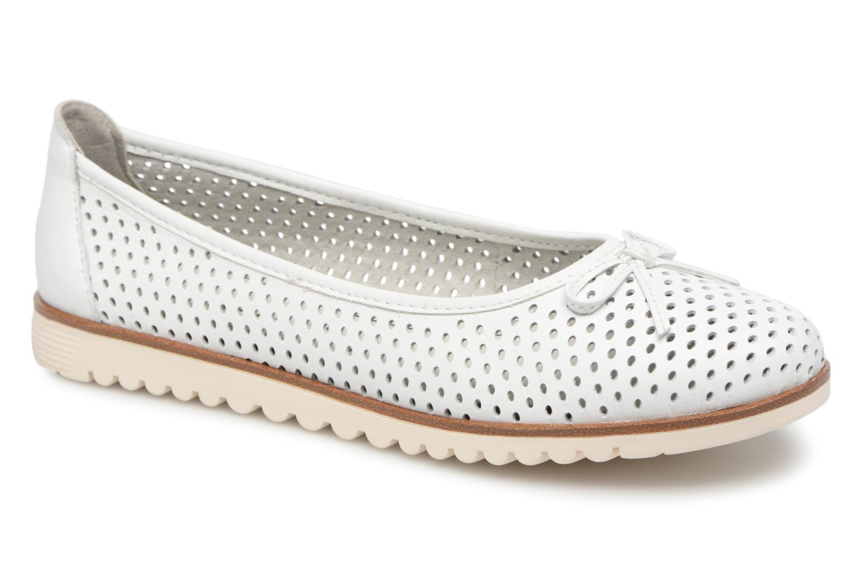 Zapatos promocionales Tamaris 22121 (Blanco) - Bailarinas   Los zapatos más populares para hombres y mujeres